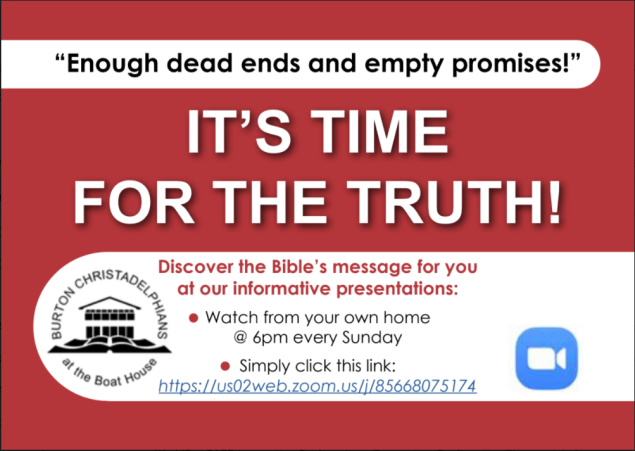 truth advert
